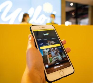 yello hotel mobile app