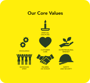 gothong southern shipping core values