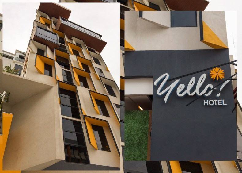 collection of outside photo of yello hotel