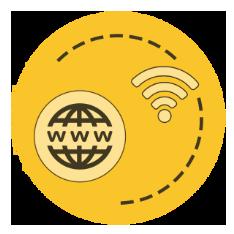 hotel wifi icon
