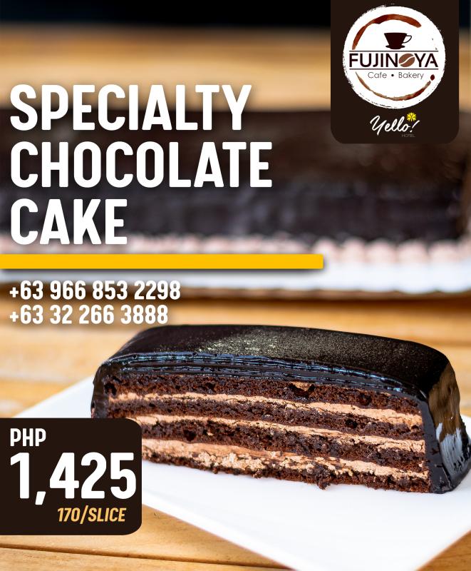 Fj Premium Cake_Specialty Chocolate Cake2